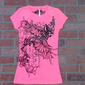 Hot Pink cowgirl shirt